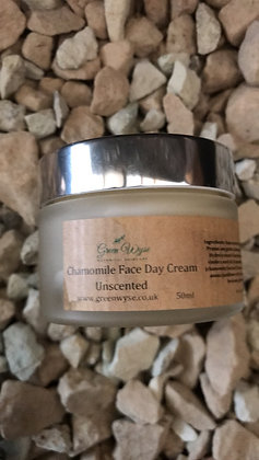 Green Wyse day cream unscented