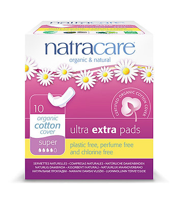 Natracare Ultra Extra Pad Normal