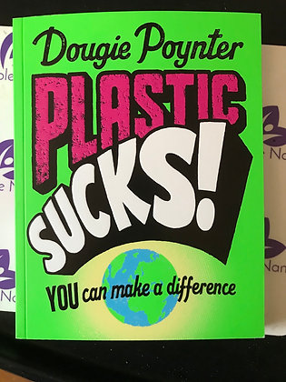 Plastic Sucks Book