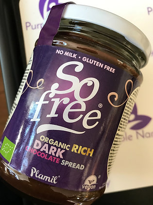 So Free Organic Dark Chocolate Spread
