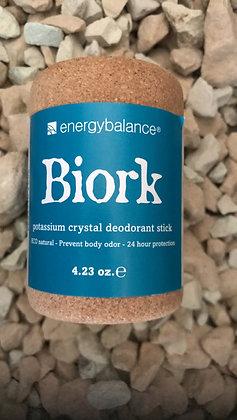Biork Eco deodorant