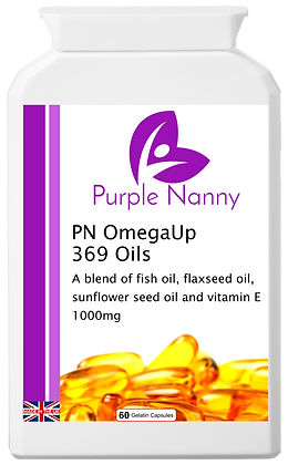 PN OmegaUp 369 Oils Capsules