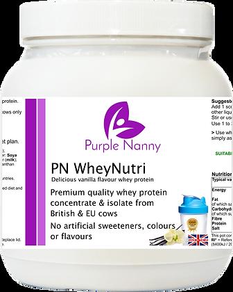 PN WheyNutri Protein Powder