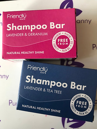 Friendly Shampoo Bars