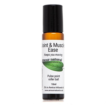 Joint and Muscle aromatherapy roller ball