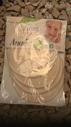 Anae washable cleansing pads