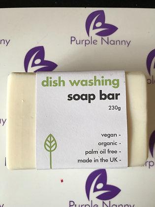 Dish Washing Soap Bar