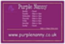 Purple Nanny opening hours.jpg