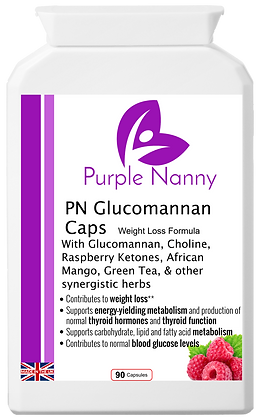 PN Glucomannan Capsules