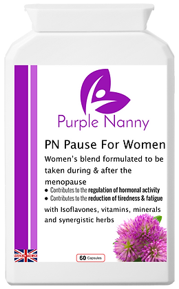 PN Pause For Women Capsules