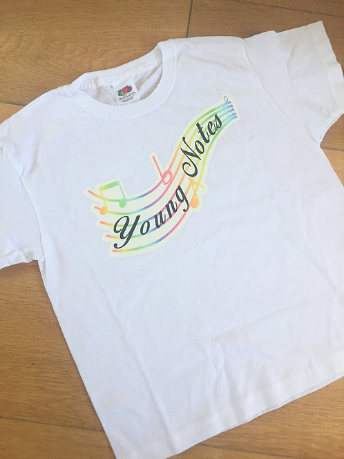 Young Notes T-Shirt