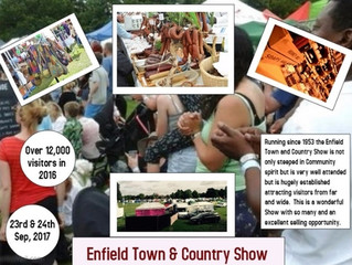 Young Notes to Perform at The Enfield Town and Country Show!