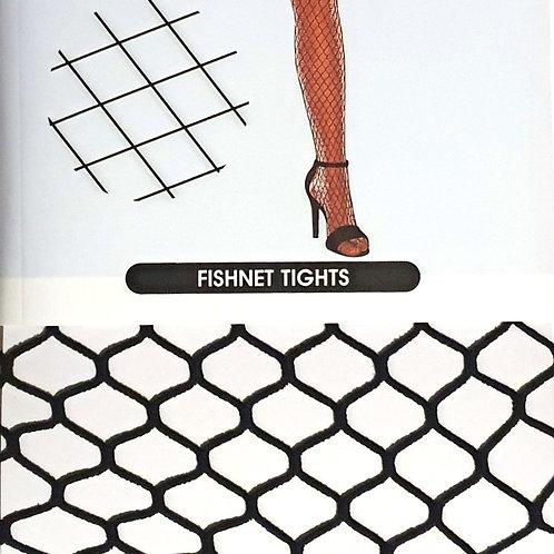 Fishnet Tights - A