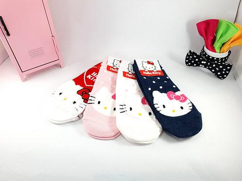 Socks Club - Hello Kitty ankle socks