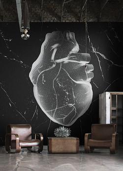 Londonart 18054 Heartbreaking - Francesca Besso