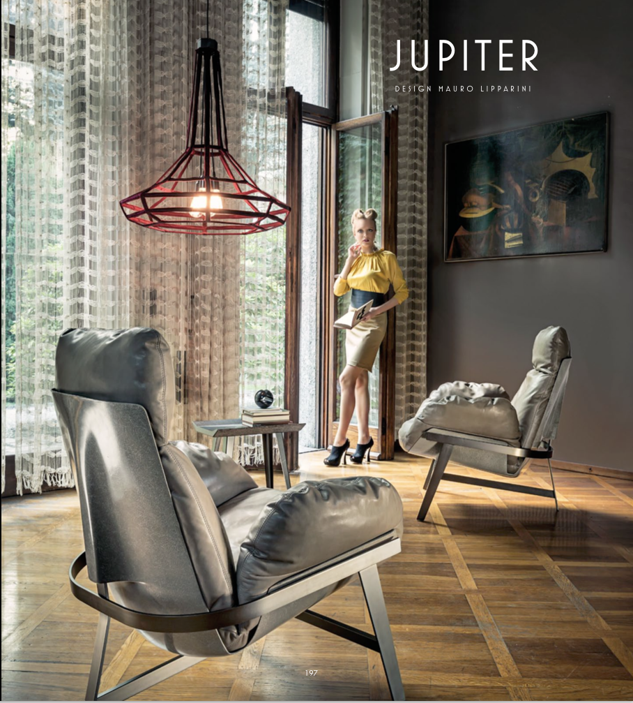 Arketipo Jupiter Chair