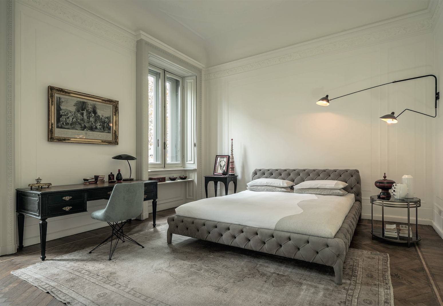 Arketipo Firenze - Windsor Dream bed