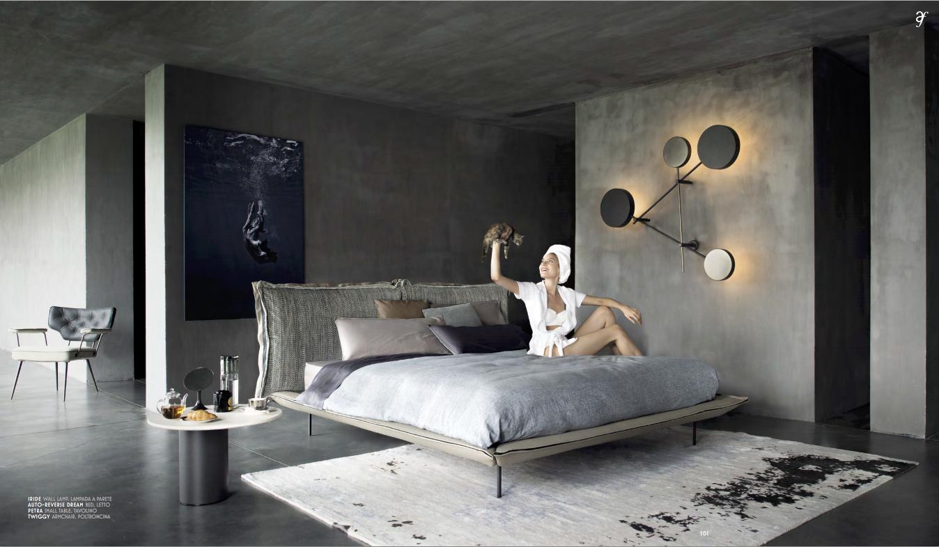 Arketipo Firenze - Autoreverse Bed