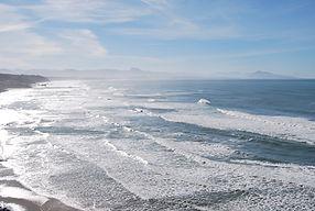 biarritz mer