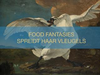Food Fantasies spreidt haar vleugels