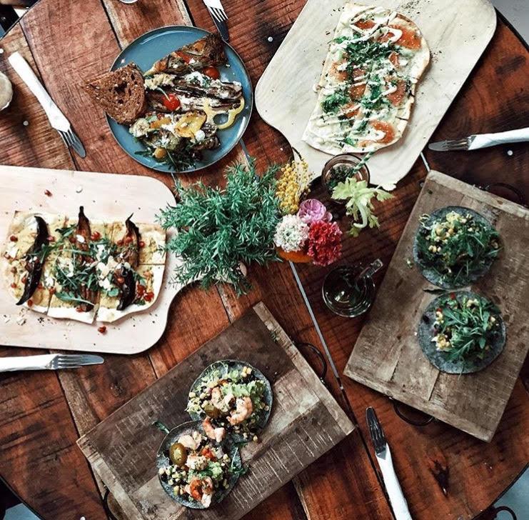 Food Items Lavinia