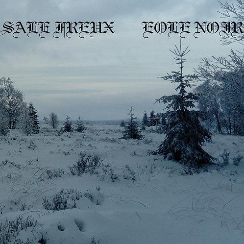 SALE FREUX / EOLE NOIR - Coups d'ailes cathartiques / Vestiges
