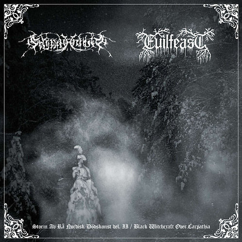 GNIPAHALAN / EVILFEAST - Split