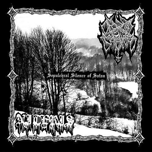 ORDEM SATÂNICA / NITERIS - Sepulchral Silence of Satan