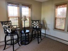 Bridal Suite - Main Floor Living Room