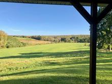 Groom's Cabin - View