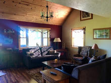 On-site Groom's Cabin Main floor