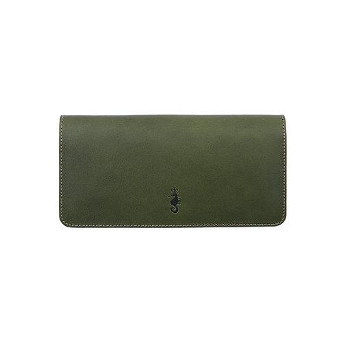 長財布 / Classic Green