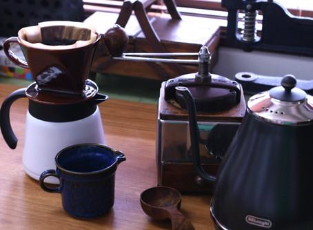 サードウェーブコーヒーの淹れ方