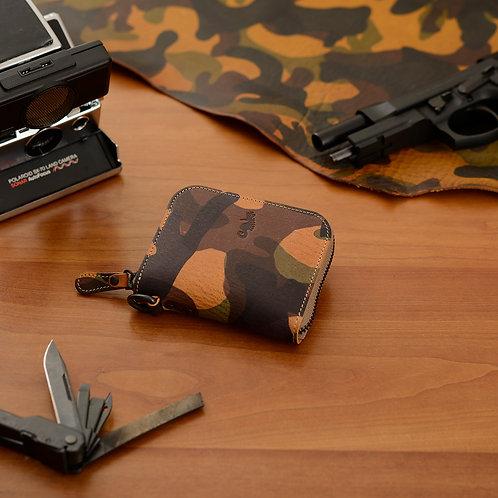 ラウンドファスナー財布S / Armate