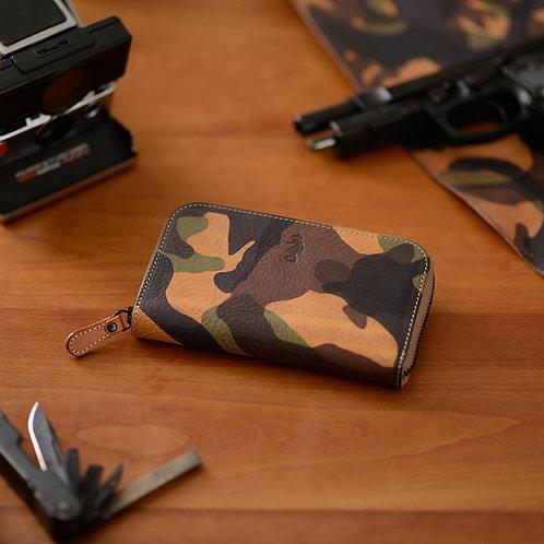 ラウンドファスナー財布M / Armate