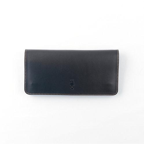 長財布 / Classic black