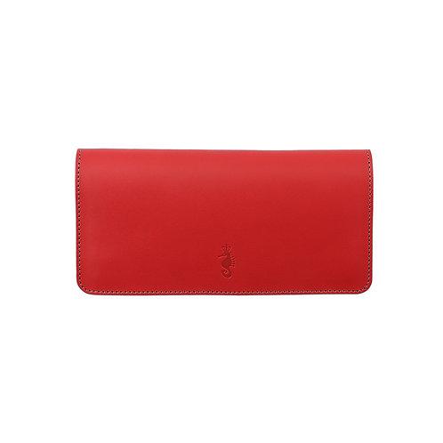 長財布 / Classic Red