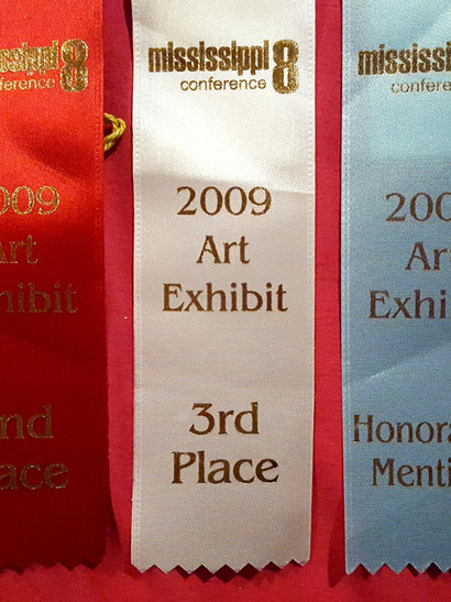2nd Place, 3rd Place, Honorable Mention