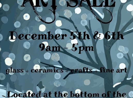 ARCC Winter Art Sale!