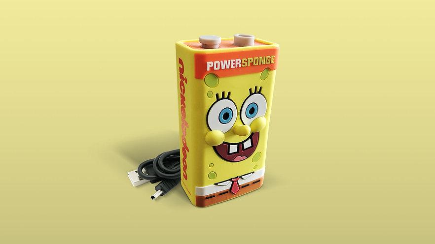 SpongeBob Phone Charger