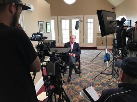 Golf Digest's Bob Carney interview