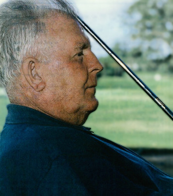 How Golf Lifted Up a Down-Hearted Moe Norman