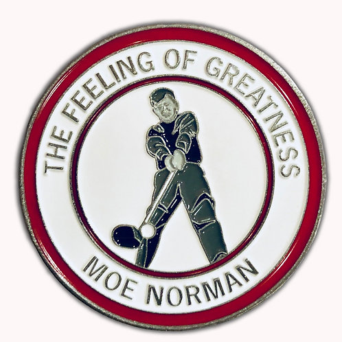 Moe Norman Commemorative Coin