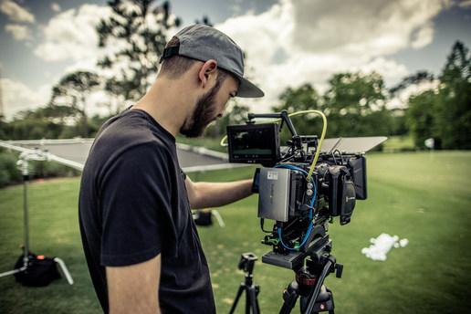 Cinematographer Spenser Sakurai