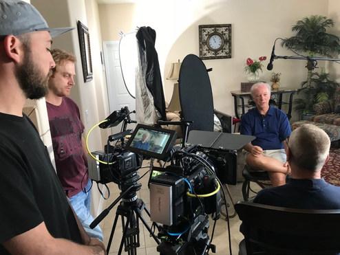Golf Instructor and friend of Moe, Doug Ferreri, interview