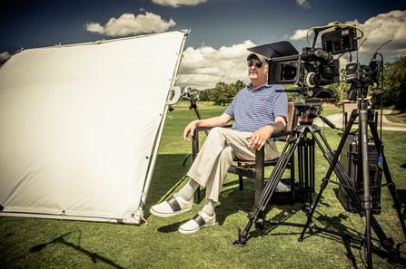 Producer Barry Morrow