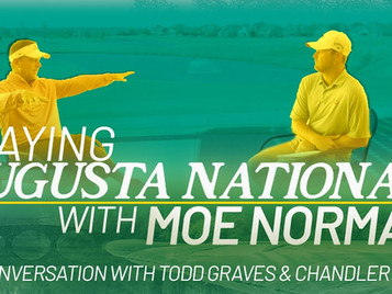 Moe Norman's 1997 Return to Augusta National