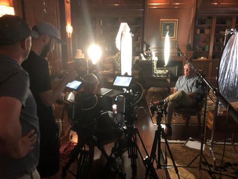 Golf Pro and friend of Moe, John Elliott, interview at Golden Ocala Golf Club