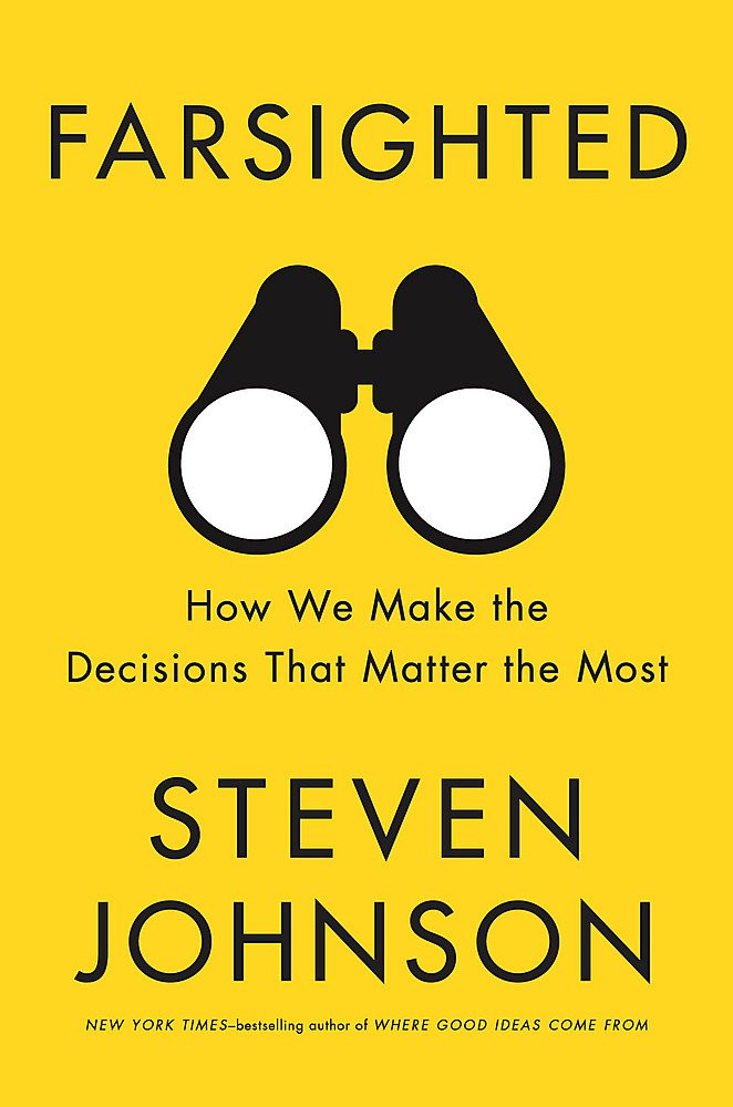 Cover of Farsighted by Steven Johnson