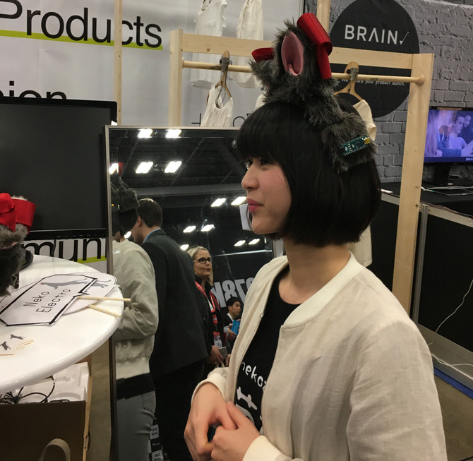 Peanuts, kitten ears and the Beyoncé of tech – learning new things at SXSW